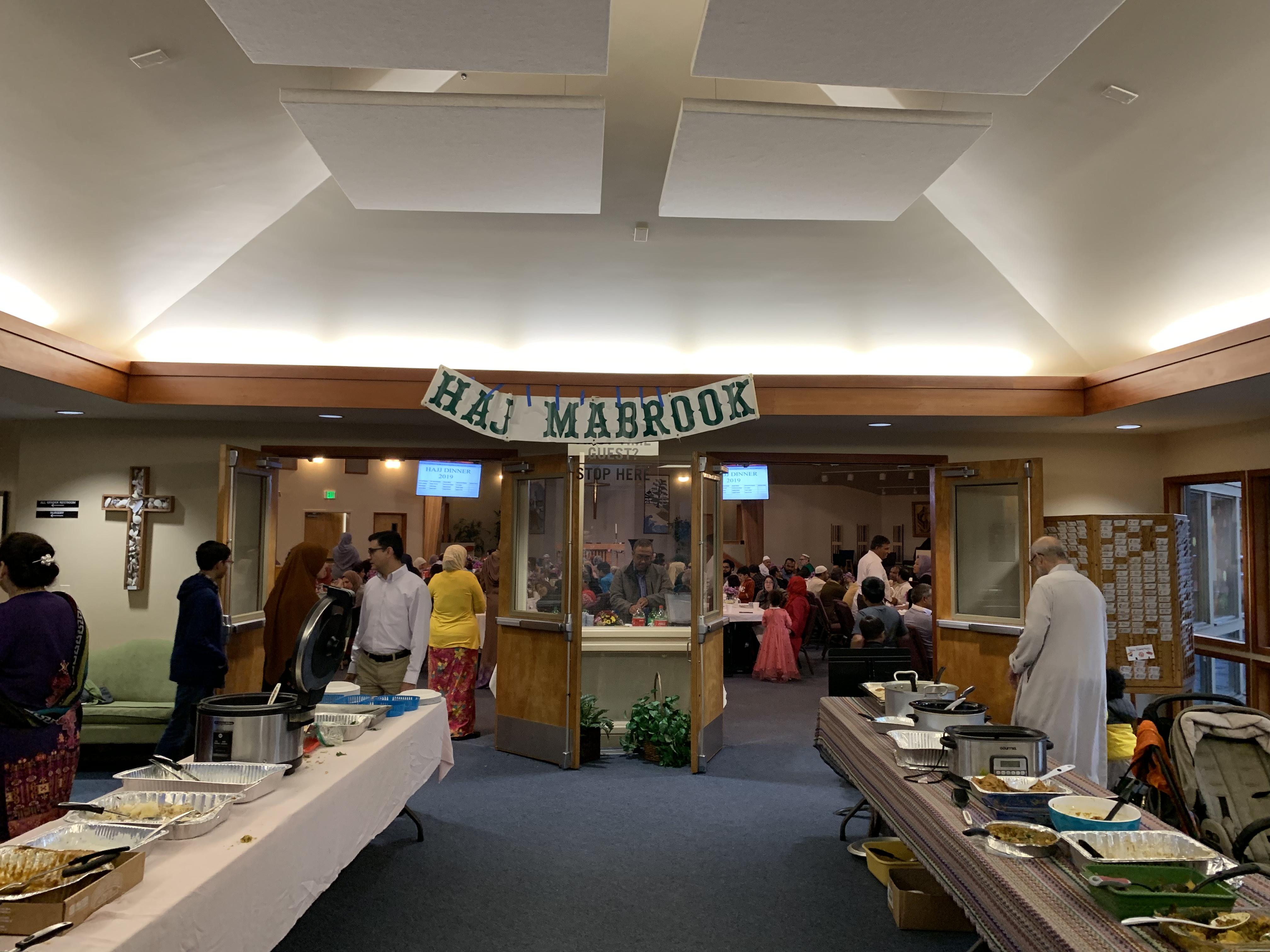ISGP 2019 Hajj Dinner
