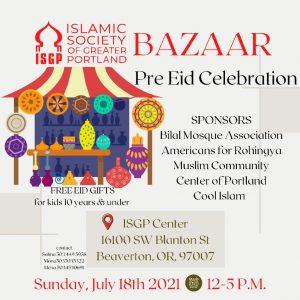 ISGP Bazaar